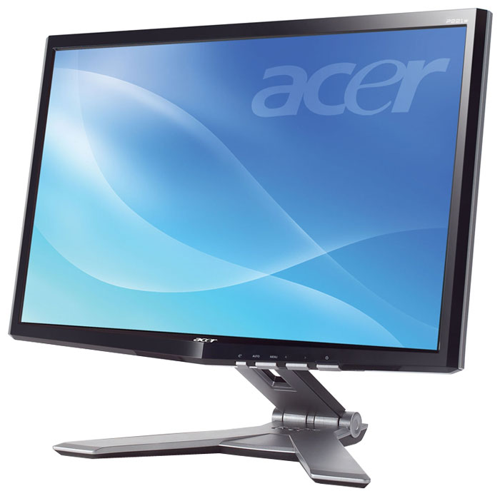 acer monitoer how to connect audit