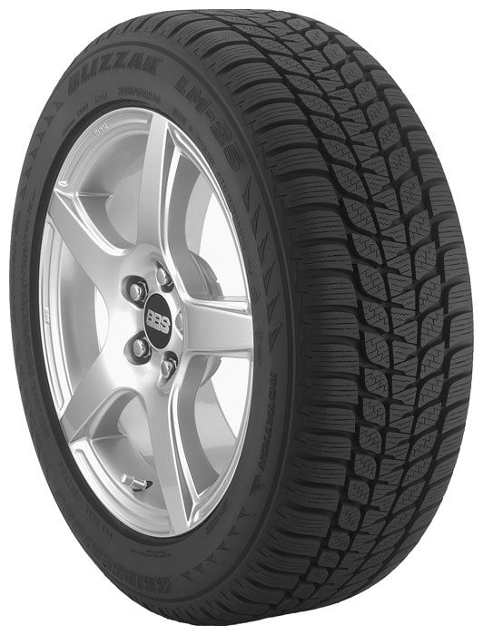 bridgestone blizzak lm 25 265 35 r19 94v tire specifications review and features. Black Bedroom Furniture Sets. Home Design Ideas