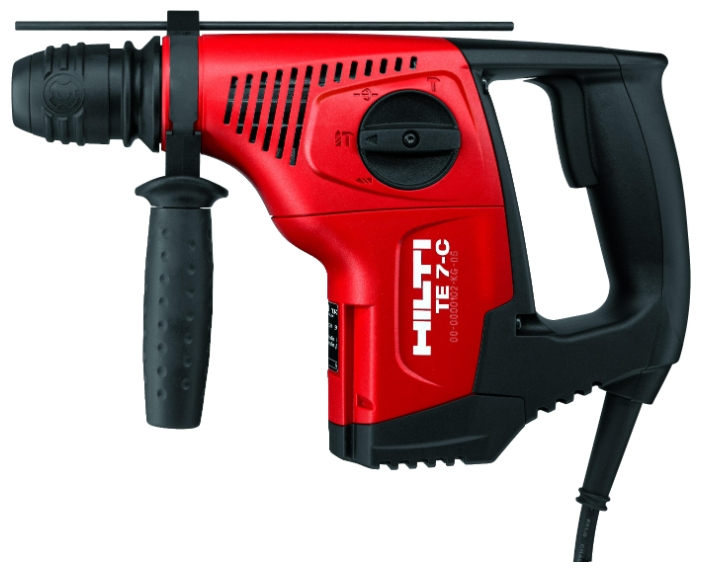 hilti te 7 c hammer drill specs reviews and prices. Black Bedroom Furniture Sets. Home Design Ideas