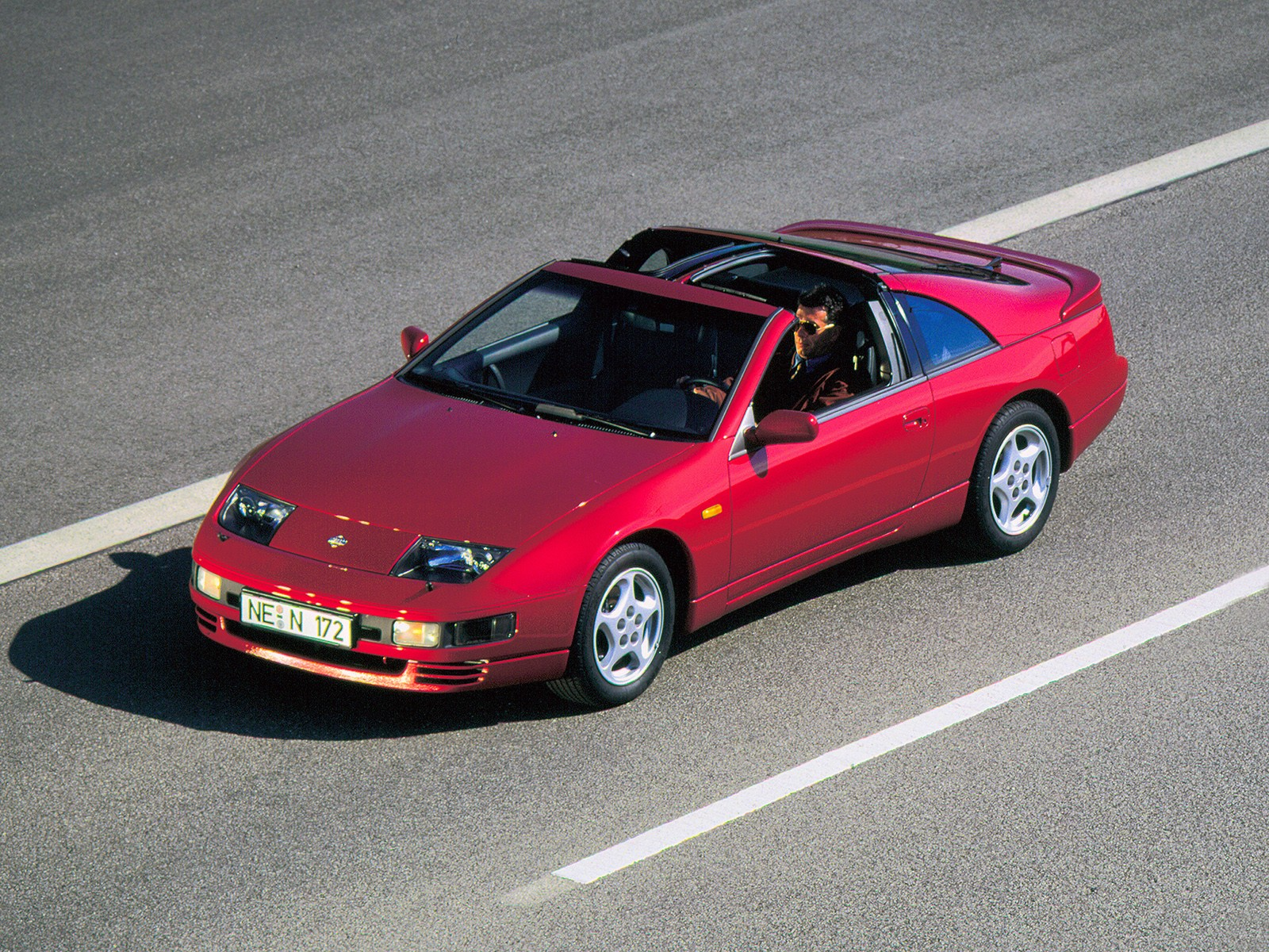 nissan 300zx coupe z32 3 0 twin turbo mt 286 hp pictures 1 photo. Black Bedroom Furniture Sets. Home Design Ideas