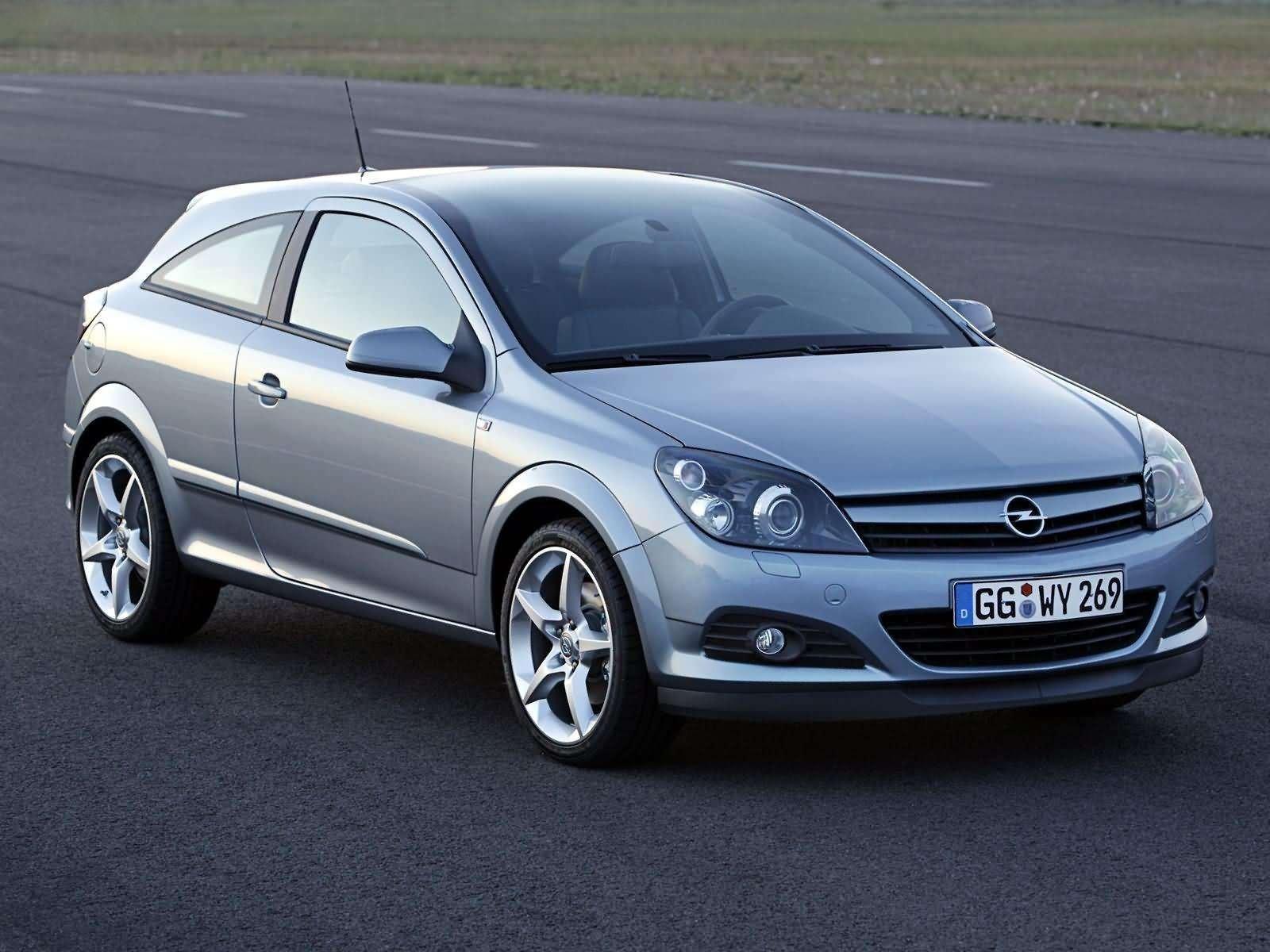 Opel Astra GTC hatchback 3door H 14 ecoFLEX Easytronic