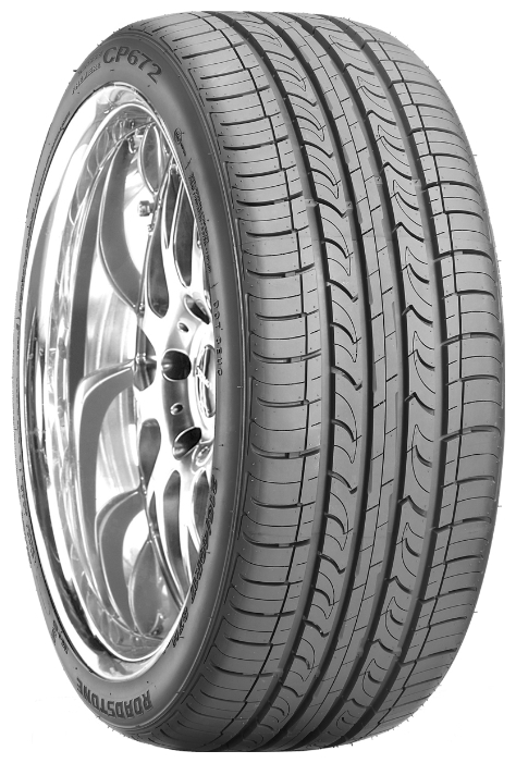 roadstone cp 672 235 60 r16 100h tire specifications review and features. Black Bedroom Furniture Sets. Home Design Ideas