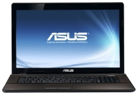 laptop ASUS, notebook ASUS H73SM (Core i5 2450M 2500 Mhz/17.3