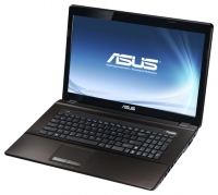 laptop ASUS, notebook ASUS K73SM (Core i5 2450M 2500 Mhz/17.3