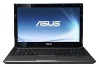 laptop ASUS, notebook ASUS X42J (Core i3 350M 2260 Mhz/14