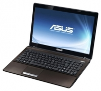 laptop ASUS, notebook ASUS X53S (Core i5 2450M 2500 Mhz/15.6