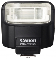 Canon Speedlite 270EX camera flash, Canon Speedlite 270EX flash, flash Canon Speedlite 270EX, Canon Speedlite 270EX specs, Canon Speedlite 270EX reviews, Canon Speedlite 270EX specifications, Canon Speedlite 270EX