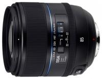 Samsung 85mm f/1.4 ED SSA (T85NB) camera lens, Samsung 85mm f/1.4 ED SSA (T85NB) lens, Samsung 85mm f/1.4 ED SSA (T85NB) lenses, Samsung 85mm f/1.4 ED SSA (T85NB) specs, Samsung 85mm f/1.4 ED SSA (T85NB) reviews, Samsung 85mm f/1.4 ED SSA (T85NB) specifications, Samsung 85mm f/1.4 ED SSA (T85NB)
