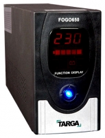 ups Targa, ups Targa Fogo650, Targa ups, Targa Fogo650 ups, uninterruptible power supply Targa, Targa uninterruptible power supply, uninterruptible power supply Targa Fogo650, Targa Fogo650 specifications, Targa Fogo650