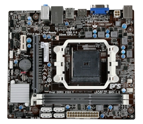 ECS Motherboards specifications  System Board ECS review, price
